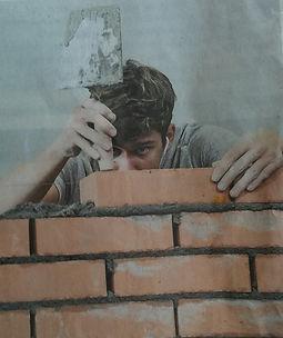 Appliquer au travail, participant au brickskills Lausanne