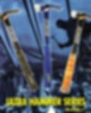 Marteau Ultra séries, Ultra léger, ultra résistant, Estwing France spécialiste de l'outillage à main Américain St Genis Pouilly, Ain (à coté de Genève) Marteaux à clou, hache, pied de biche, matériel de géologie, de toiture, de maçonnerie, de charpentier de carrossier.