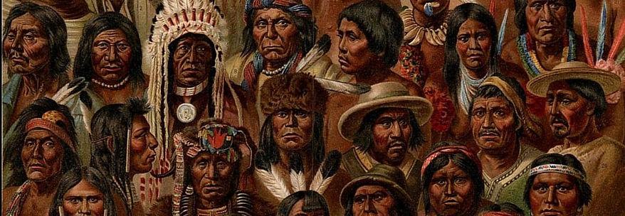 Amérindiens, Indiens d'Amérique, Indiens, aborigènes ou encore Américains natifs