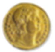 Pieces d'or retrouvée à St Genis Pouilly