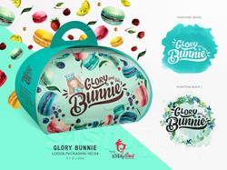 ออกแบบโลโก้, บรรจุภัณฑ์ Glory Bunnie
