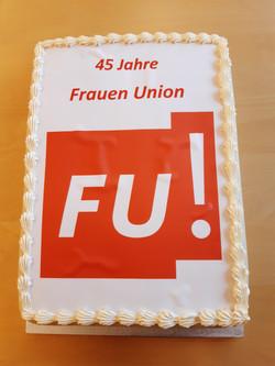45 Jahre Frauen Union