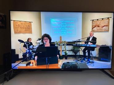 Easter on TV 1.JPG