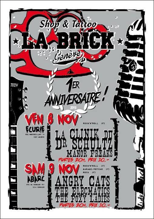 09.11.13 Festival La Brick Genève