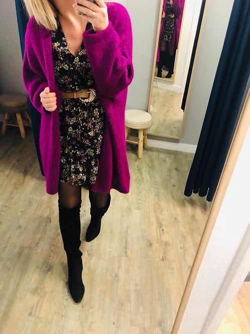 Gilet MORINE violet