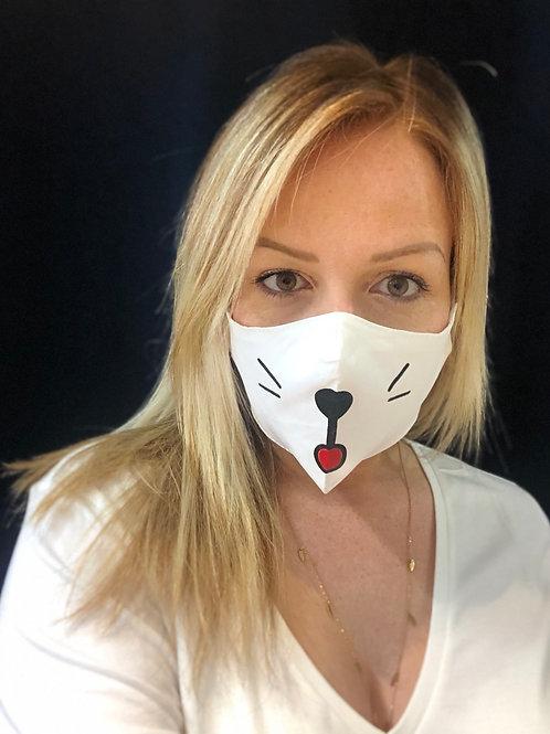 Masque en tissu CAT