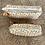 Thumbnail: Trousse TALUM -  format petit trousse de toilettes en gaz de coton