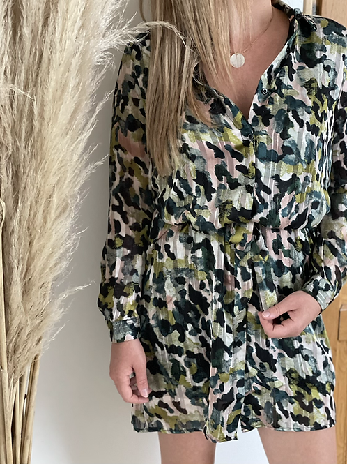 Robe chemise GEMMA