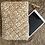 Thumbnail: Pochette  TALUM matelassée en Gaz de coton