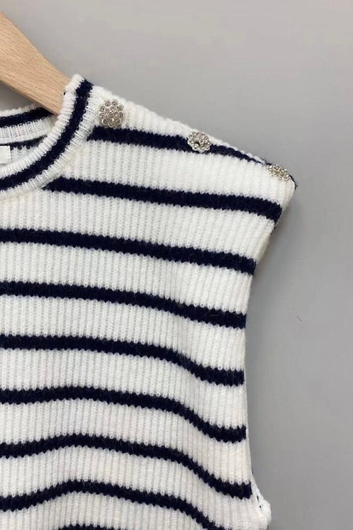 Pull sans manches DÉRY
