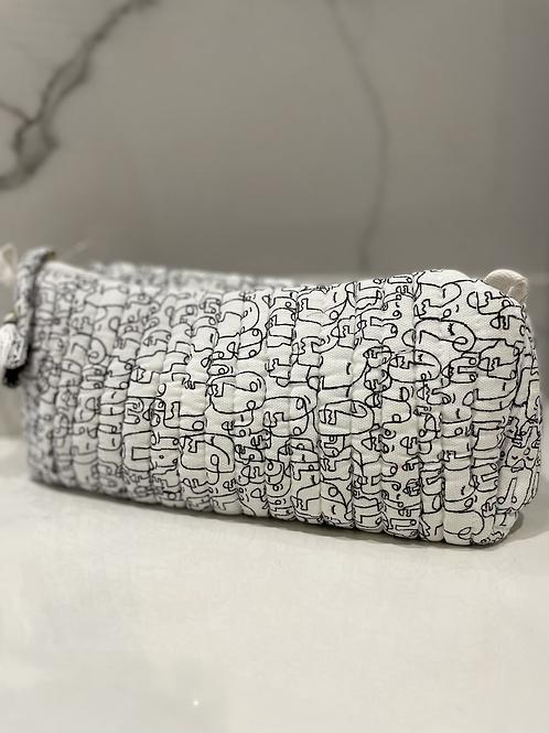 TROUSSE PARIS- Petit format en gaze de coton