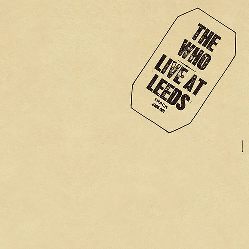 The Who - Live At Leeds (3LP Deluxe)