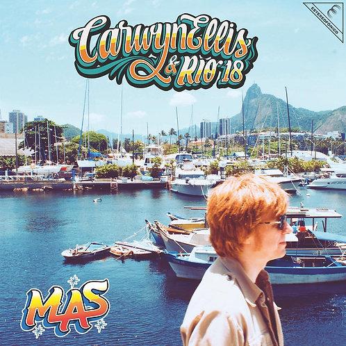 Carwyn Ellis & Rio 18 - Mas
