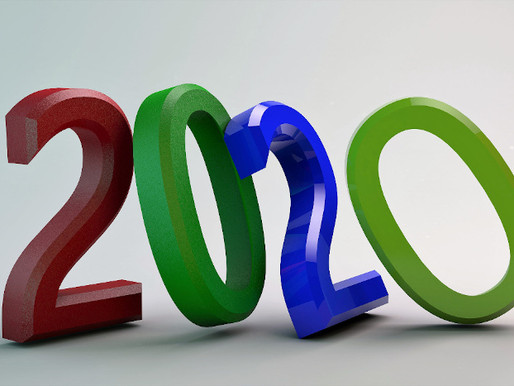 2020 Review: What a Year!
