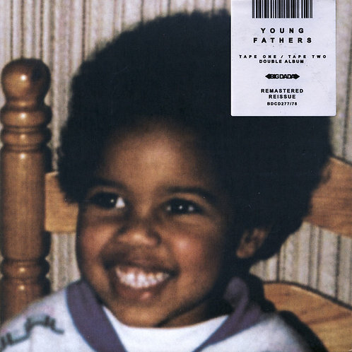 Young Fathers - Tape One / Tape Two