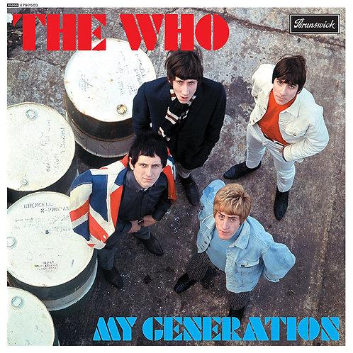 The Who - My Generation (Mono)