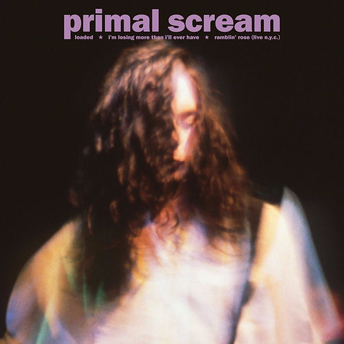 Primal Scream - Loaded EP
