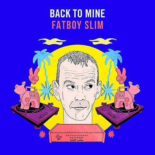 Various Artists - Back To Mine: Fatboy Slim