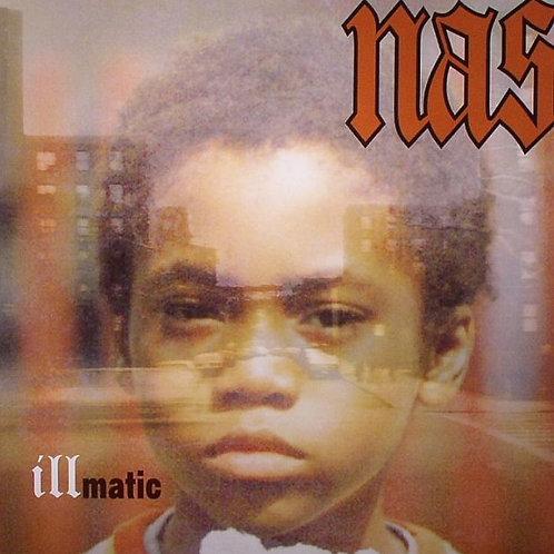 Nas - Illmatic (Clear Vinyl)