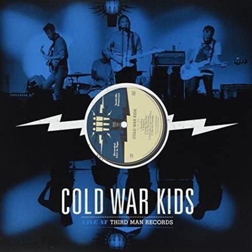 Cold War Kids - Live at Third Man