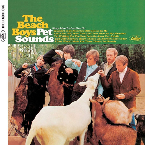 The Beach Boys - Pet Sounds (Stereo)