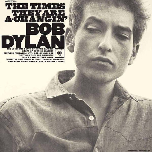 Bob Dylan - Times They Are A Changin'