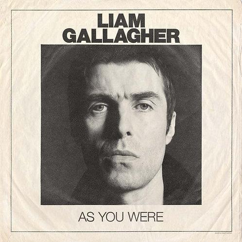 Liam Gallagher - As You Were