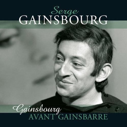 Serge Gainsbourg - Avant Gainsbarre