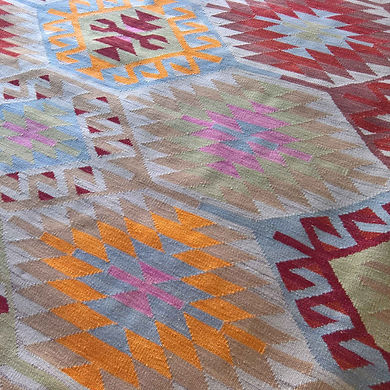 Kilim traditionnel