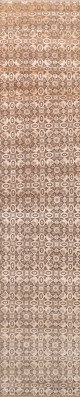 Damask dark beige