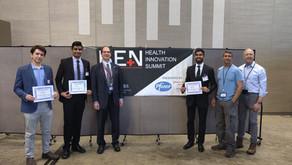 RWJMS BEN Health Innovation Summit: 1st Place