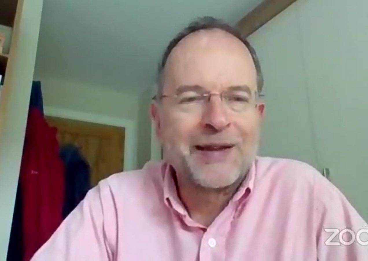Paul Blomfield MP interview