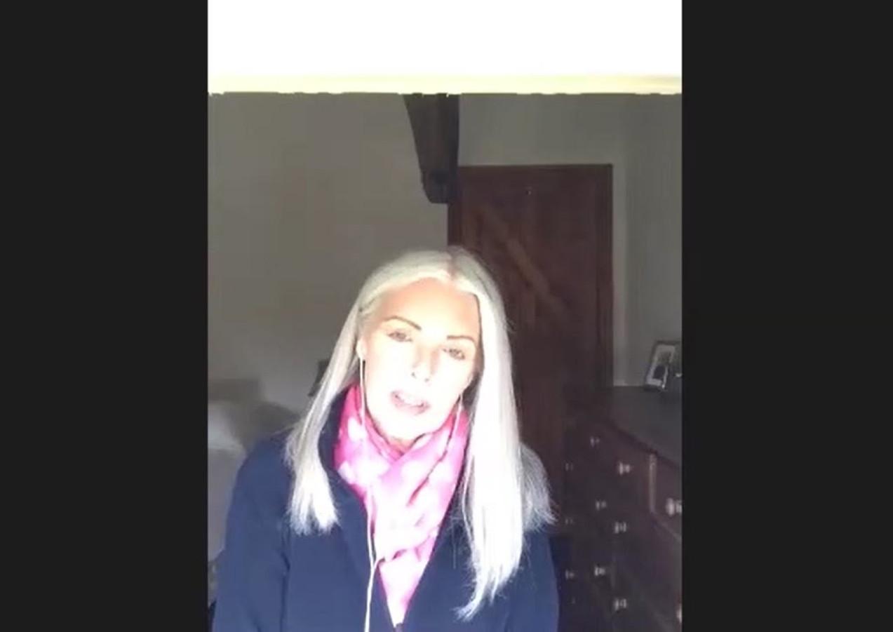 Carol Binks: air quality campaign