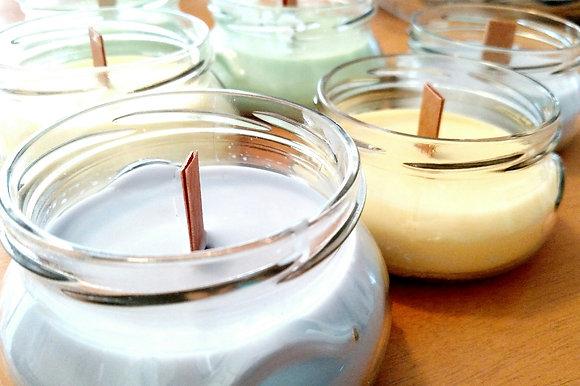 Tureen Jar Candles - 3 oz.