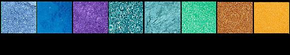 Mineral Eye Shadow - Glamorous Shades
