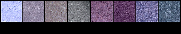 Mineral Eye Shadow - Cool Tones