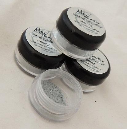 Sterling Mineral Eyeshadow