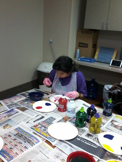 Hand-painting Specialist