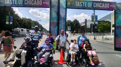 Windy City Plates at the Taste