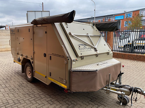Bush Lapa Offroad Caravans   Gauteng   Bush Lapa Ratel 2016 - 6 sleeper