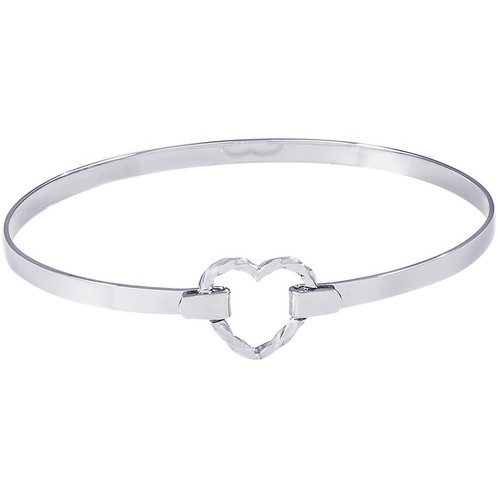 girls sterling includes engravable copy large charm free new bangle bracelet little small heart for silver bar bangles engraving