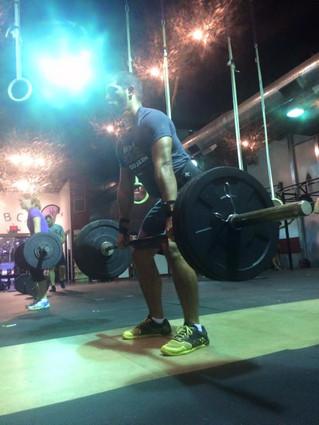 Iron Bridge Athlete - Joe Vazquez