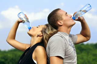 It's Getting Hot in Here! So, Drink Your Water!