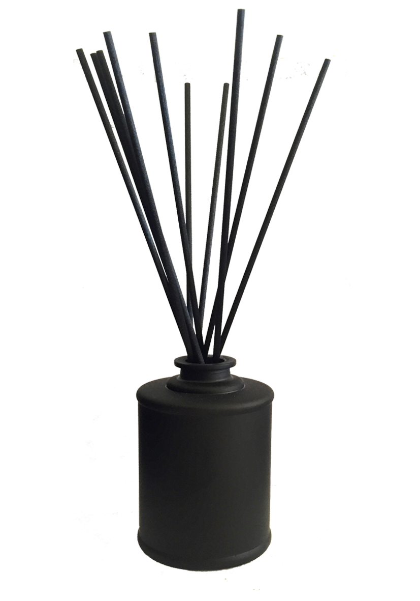 The Wooden Wick Tall Black Diffuser