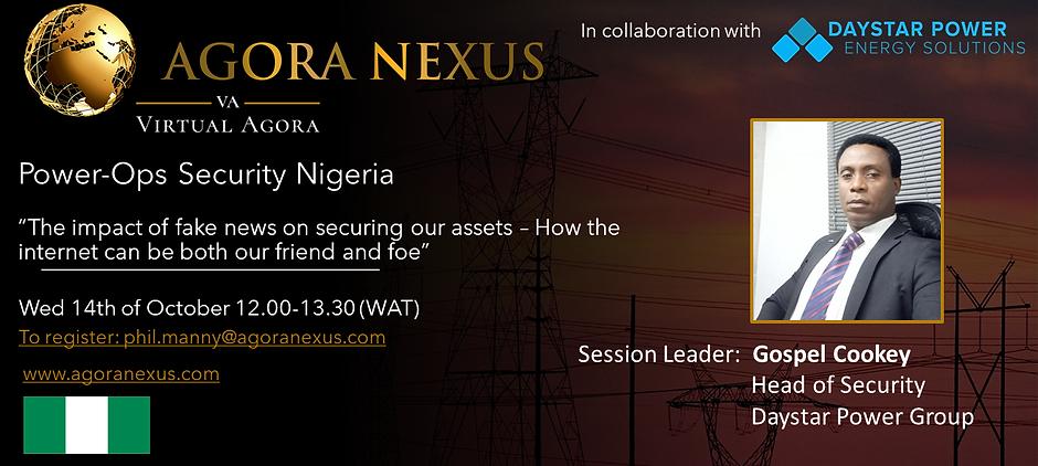 Agora Nexus - Power-Ops Security Lagos -