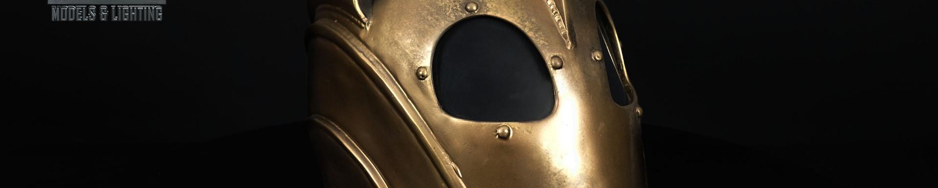 Rocketeer Helmet