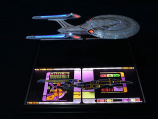 SOLD enterprise e 1/1400