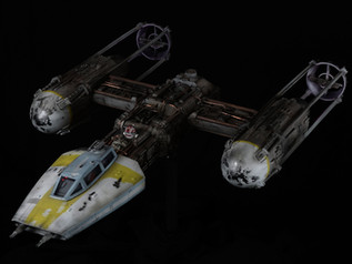 Korbanth 1/24 Y-Wing added to the gallery