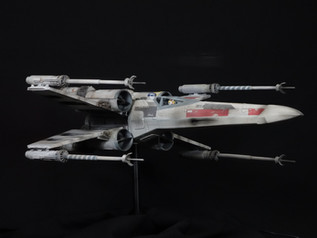 FOR SALE XWing Studio SCale (with Thruster effects)