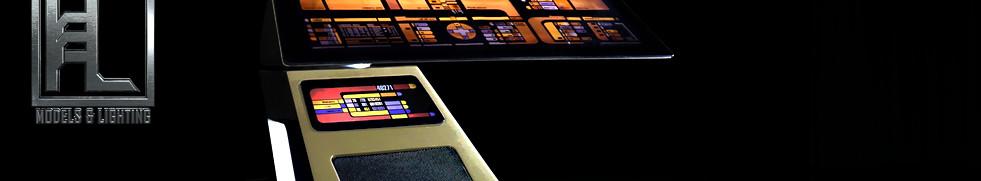 Enterprise D Data's Console